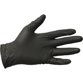 Impact Products Disposable Nitrile General Purpose Gloves Large Size