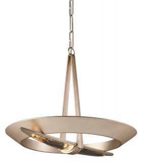 Corbett Lighting 171 48 Tranquility Silver Leaf Pendant Light   Build