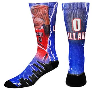 For Bare Feet NBA Sublimated Player Socks   Mens   Accessories   Chicago Bulls   Rose, Derrick   Multi