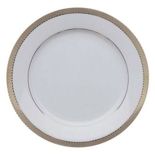 10 Strawberry Street Luxor Lunch Plates   Set of 6   Dinnerware