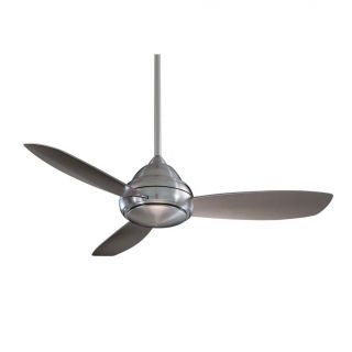 Minka Aire 44 Concept I 3 Blade Ceiling Fan with Remote