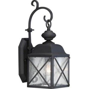 Nuvo Lighting NUV 60 5621 Wingate Textured Black  Outdoor Sconce Lighting