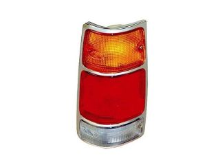 Depo 313 1901L AS1 Driver Replacement Tail Light For Rodeo Pickup Passport Amigo