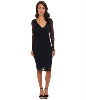 Nicole Miller Stretch Lace Dress, Women