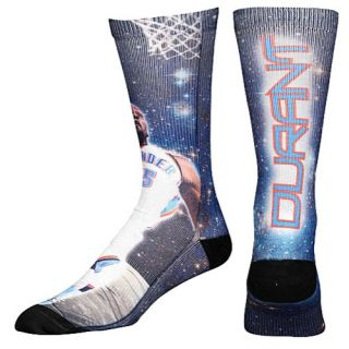 For Bare Feet NBA Sublimated Player Socks   Mens   Accessories   Oklahoma City Thunder   Durant, Kevin   Multi