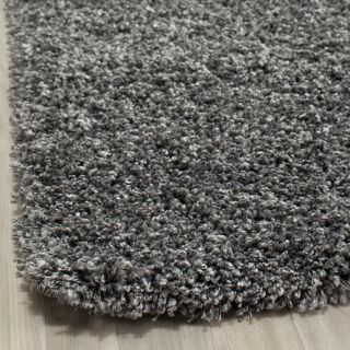 Safavieh Shag Dark Grey Area Rug
