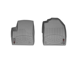 WeatherTech 443681 2009   2012 Ford Transit Connect Black 1st Row FloorLiner