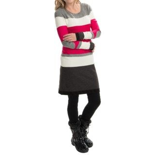 Jessica Howard Multi Stripe Sweater Dress (For Women) 9576W 54