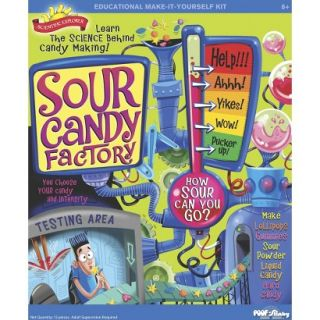 Alex Brands Scientific Explorer 0SA256 Sour Candy Kit