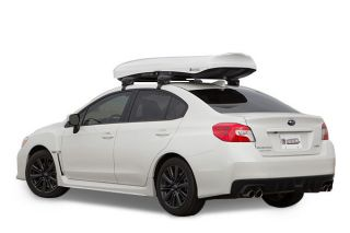 INNO BRM624WH   White Wedge 624 (13 cu. ft.)   Roof Cargo Boxes