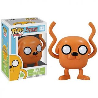 Funko Adventure Time Jake Pop Vinyl Figure   7190923
