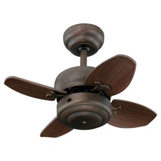 Monte Carlo 4MC20RB Roman Bronze Ceiling Fan