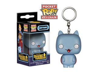 Bravest Warriors Catbug Pocket Pop! Vinyl Figure Key Chain