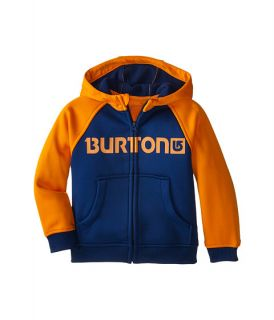 Burton Kids Mini Bonded Hoodie (Toddler/Little Kids) Boro/Safety