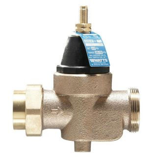 Watts 3/4 in Brass Female In Line Water Pressure Valve