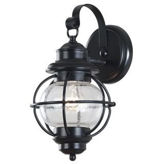 Kenroy Home 90961 Hatteras Outdoor 1 Light Small Wall Lantern 100W M