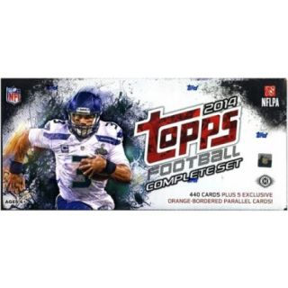 NFL 2014 Topps Football Cards Complete Set [Hobby]