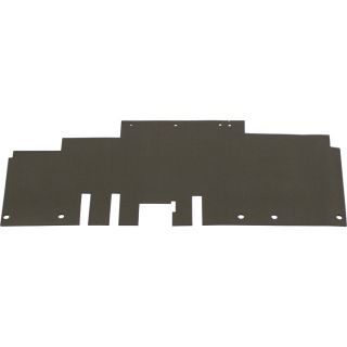 K & M Pre-Cut Foam Floor Mat Kit — For International Harvester Tractors, Model# 4314  Tractor Cab Floor Mats