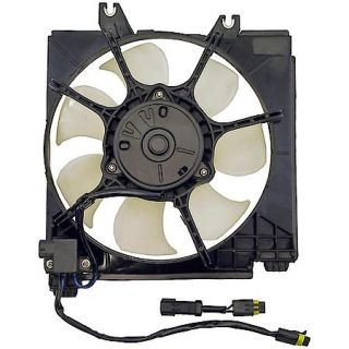 Dorman   OE Solutions Radiator Fan Assembly With Extra Harness 620 006