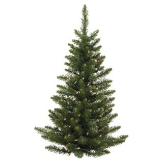 Vickerman 3 ft. Camdon Fir Pre lit Christmas Tree   Christmas Trees