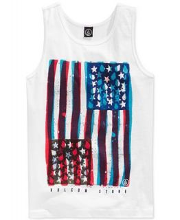 Volcom Boys Colors Dont Bleed Tank   Shirts & Tees   Kids & Baby
