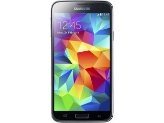 "Samsung Galaxy S5 G900F 16GB 4G LTE Blue 16GB Unlocked GSM Android Cell Phone   International 5.1"" 2GB RAM"
