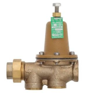 Watts 3/4 in. Brass FPT x FPT Pressure Reducing Valve 3/4 LF25AUB Z3