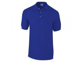 Gildan Mens Ultra Cotton Pique Polo Shirt