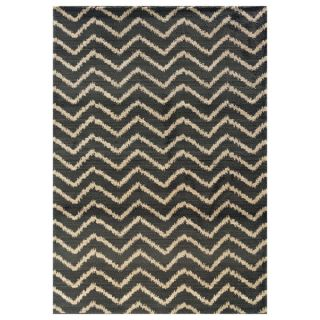 Old World Tribal Grey/ Ivory Rug (4 x 59)   15449466
